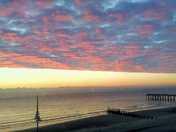 Red Skybefore Sunrise
