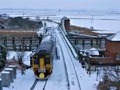 Winter morning, Reedham