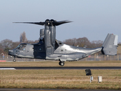Osprey touching down.