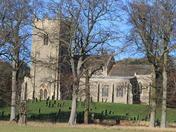 Holkham Church