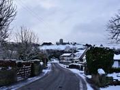 Uphill Church views.