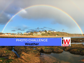 PHOTO CHALLENGE: Weather