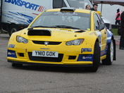 Snetterton Stage Rally Round 5