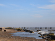 The North Beach at Lowestoft