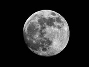 Supermoon in February 2019