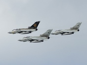 Tornado Flypast at Honington 13.10 today.