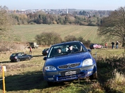 Holbecks car Trial at Hadleigh 24/03/2019