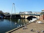 Wroxham Footbridge