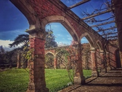 Stow Bardolph hall gardens