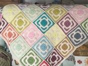 textured Woolen Blanket