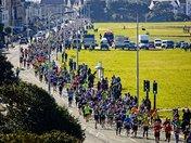 Weston's First Half Marathon