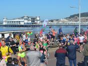 Weston Super Half Marathon