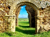Bawsey ruins