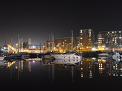 REFLECTIONS ON THE WATERFRONT