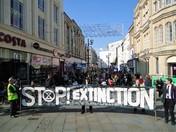 Extinction Rebellion.