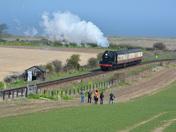 North Norfolk Railway Steam Gala