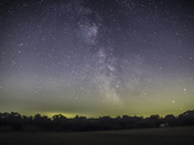 Milkyway over Woolpit