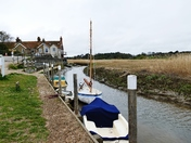 CLEY HARBOUR