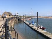 Wells Next sea Harbour