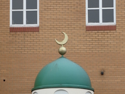 A mosque in Ilford Lane