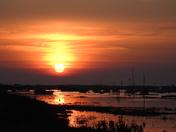 Morston sunset
