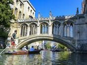 Easter in Cambridge