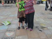 Extinction Rebellion Weston-super-mare