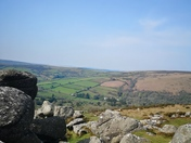 """By Archie, age 9. """"Bonehill Rocks, a beautiful place"""""""