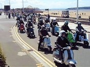 Scooter Rally.
