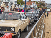 Classic Vehicle Rally from Ipswich to Felixstowe