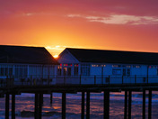 Southwold Sunrise And Pier