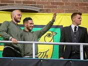 Norwich City Celebrate!