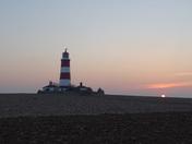 Happisburgh lighthouse, North Norfolk