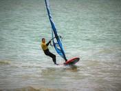 National Windsurfing Slalom Event Uk Felixstowe