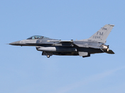 93rd Fighter Squadron visiting RAF Lakenheath from Florida