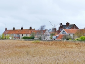 CLEY REED BEDS AND WINDMILL
