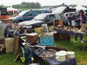 Glemham Antiques Fair.