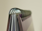 PROJECT 52, ABSTRACT, RING BINDER