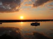 Overy Sunset