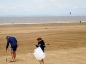 Beach Clean.
