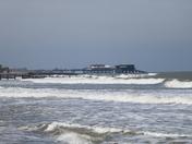 Distant Pier