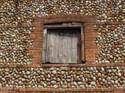 Loft door at Glandford