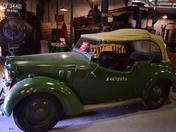 Austin 8 Army Car