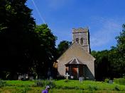Falkenham Church