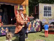 Barking Folk Festival - Mr Alexander's Finger Chopping Trick