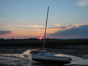 Capture Norfolk - Sunset at Blakeney