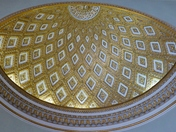 PROJECT 52. LOOK UP, CEILING AT HOLKHAM HALL