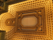PROJECT 52, LOOK UP. CEILING AT HOLKHAM HALL