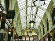 PROJECT 52, LOOK UP. NORWICH ARCADE