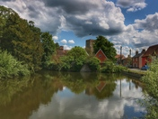 Haughley, Suffolk